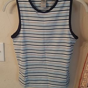 Champion workout lined tank top